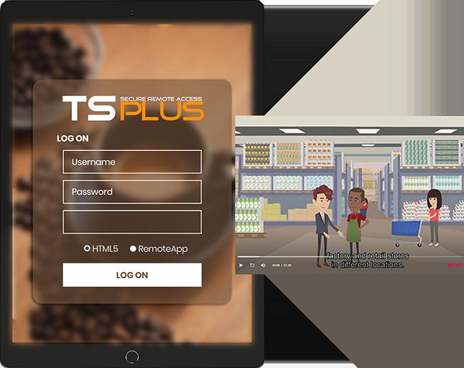 خرید نرم افزار تحت وب tsplus
